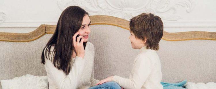 discutia cu copilul